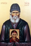 Photo of Elder Paisus of Mount Athos