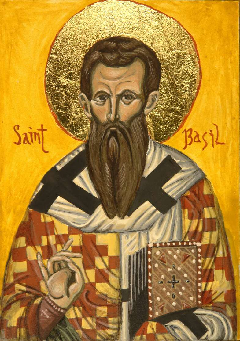 St. Basil the Great: When you sit down to eat . . .