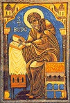 Icon of St. Bede the Venerable