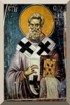 Icon of St. Cyril of Alexandria