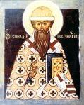 Icon of St. Gennadius