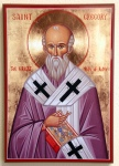 Icon of St. Greogory the Great