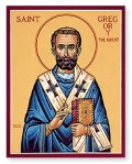 Icon of St. Gregory the Great