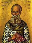 Icon of St. Gregory the Theologian