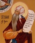 Icon of St. Isaac the Syrian