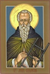 Icon of St. John Climicus
