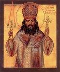 Icon of St. John the Wonderworker