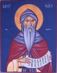 Icon of St. Mark the Ascetic