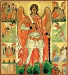 Icon of Spiritual Warfare