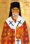 Icon of St. Nektarios