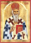Icon of St. Nikolai Velimirovich