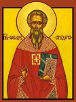 Icon of St. Theodore the Studite