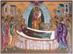 Icon of Dormition