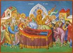 Icon of the Dormition of the Theotokos
