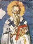 Icon of St. Clement of Rome