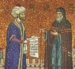 Icon of St. Gennadios Scholarios