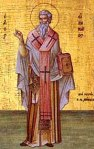 Icon of St. Irenaeus of Lyon