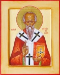 Icon of St. Irenaeus of Lyon