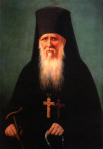 Portrait of St. Ambrose of Optina