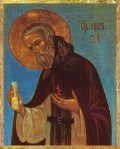 Icon of St. Nilus