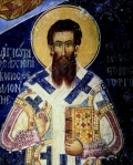 Icon of St. Gregory of Palamas