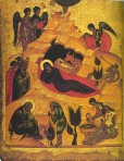 Icon of Nativity