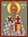Icon of St. Ambrose of Milan