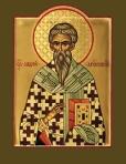 Icon of St. Andrew of Crete