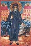 Icon of St. Kosmos
