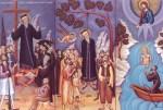 Icon of St. Kosmos Atilios