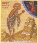 Icon of St. Mary of Egypt