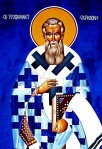 Icon of St. Theophylact