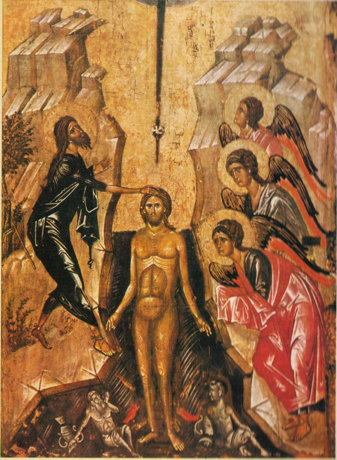 the didache the ritual of baptism On baptism, the didache states that an explanation of baptism must first be presented before the candidate is baptized in a similar way, the nazarene manual presents an outline and liturgy to be presented with the rite of baptism.