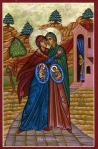 Theotokos and Elizabeth