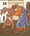Icon of the Prodigal Son