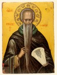 Icon of St. Euthymius the Great
