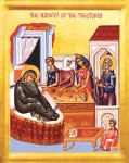Icon Nativity of the Theotokos 4